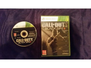 Call of Duty Black Ops 2 - Igrica za XBOX 360 - Beograd