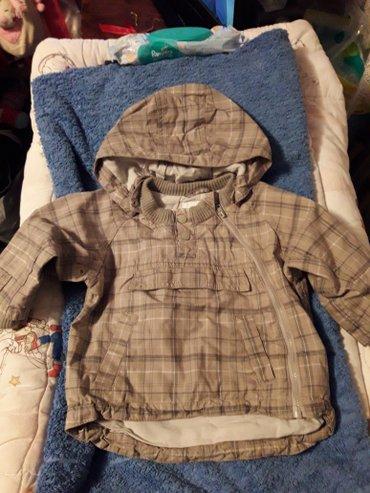 Jaknica h m - Srbija: Tanja jaknica jaknica,ocuvana za vasu bebu br. 74