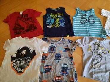 Dečiji Topići I Majice   Svilajnac: Majice vel 104, 110 Majmunce prodata