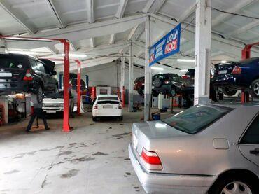 электрик т в Кыргызстан: На СТО Интер сервис требуются мастера по ремонту ходовой части и авто