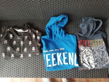 Dečija odeća i obuća - Varvarin: Akcija 3duksa za decaka 134/140 kvalitetni ocuvani him c@a