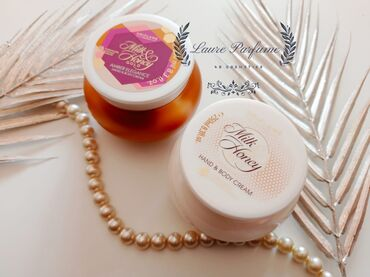jev cosmetics - Azərbaycan: Milk&Honey el ve beden kremi.Tam originaldır.Keyfiyyetine zemanet