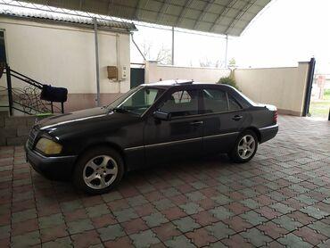 Mercedes-Benz C 180 1.8 л. 1993