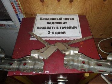mercedes-benz-x-class-pickup в Кыргызстан: Кранштей на капот мерседес C-class w203