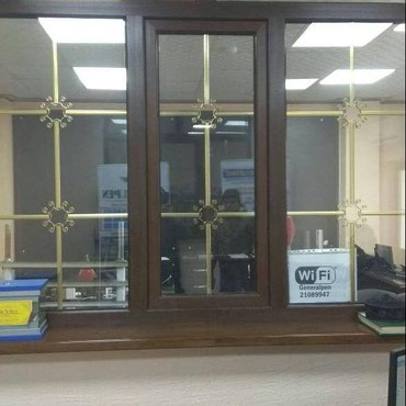 Металлопластиковые окна двери в Лебединовка