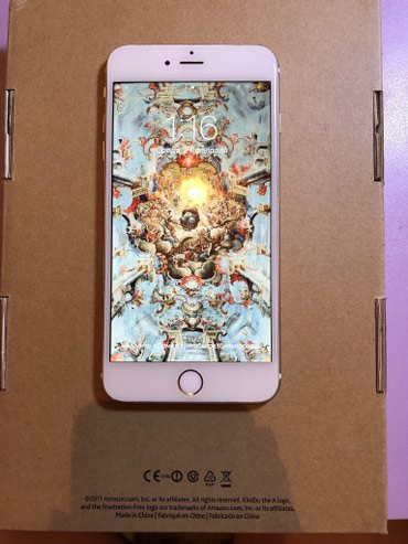 Iphone 6+ GOLD 16GB USA ORIGINAL! в Бишкек