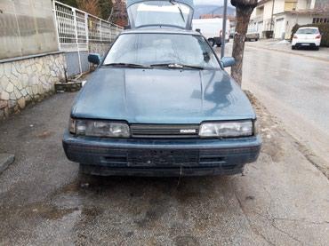 Mazda | Srbija: Mazda 626 2 l. 1992 | 333333333 km