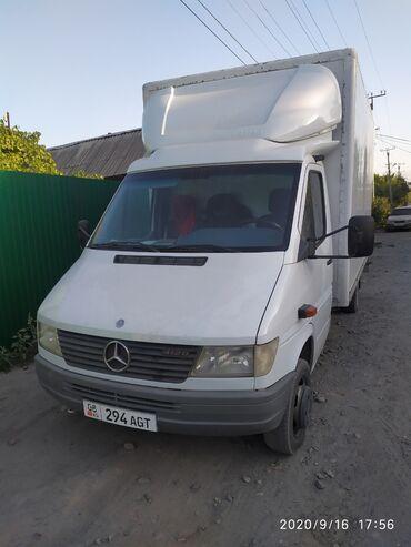 купить спринтер в германии в Кыргызстан: Mercedes-Benz Sprinter 2.9 л. 2000 | 300000 км