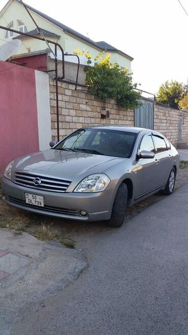 Nissan Azərbaycanda: Nissan Teana 2.5 l. 2003