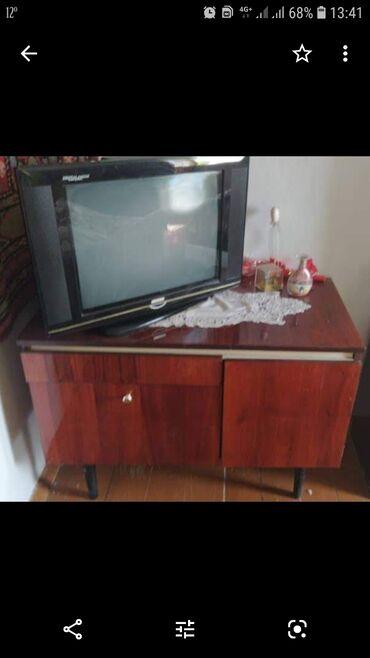 Тумбы - Кыргызстан: Тумбочка под телевизор. Токмокс Чуй. Писать здесь или ватсап