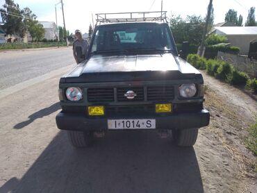 Транспорт - Кызыл-Суу: Nissan Patrol 2.8 л. 1990 | 22222222 км