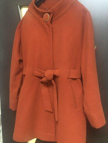 женская пальто в Кыргызстан: Женское Пальто в отличном состоянии, одето не более 5 раз, размер