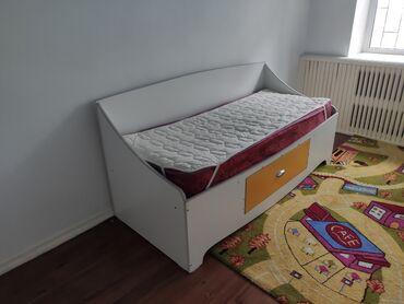 Детская мебель - Бишкек: Кровать детская