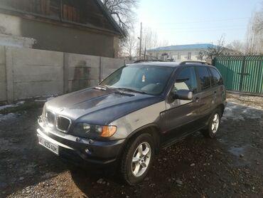 белые наушники без проводов в Кыргызстан: BMW X5 3 л. 2002 | 166666 км