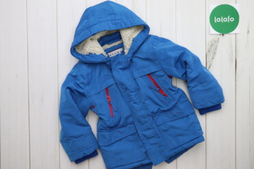 Верхняя одежда - Синий - Киев: Дитяча зимова куртка Nutmeg    Довжина: 38 см Ширина плечей: 21 см Рук