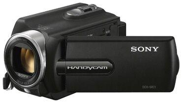 Продаётся камера Sony Handycam DCR-SR21E Состояние 10 из 10Комплект