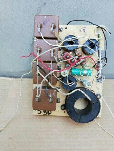 radiotehnika в Кыргызстан: Фильтра от калонок с90. Есть 3 или 4 шт