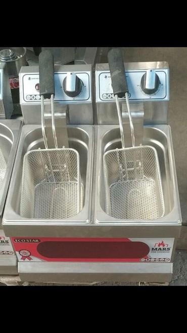 Austin montego 1 3 mt - Azərbaycan: Kartof frii bişirən Mars, türk malı,3+3 litr,türk malı, peşəkar metbex