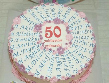 Кейтеринг в Азербайджан: Tort muelimeler ucun ideal secim ola biler sizler ucun