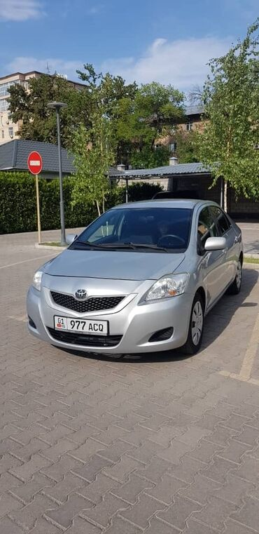adamex yaris 2 в Кыргызстан: Toyota Yaris 1.5 л. 2008