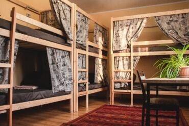 двухъярусные кровати бу в Кыргызстан: Продаём новые кровати двухъярусные -деревянные (4шт в наличии) 14