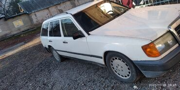 Mercedes-Benz 230 2 л. 1988 | 197517 км