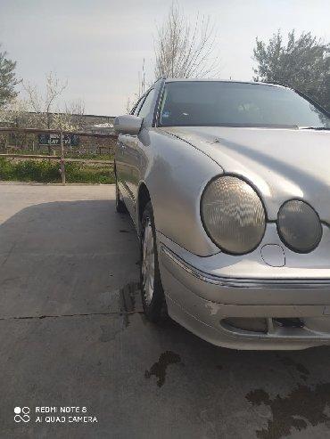 Mercedes-Benz İmişlida: Mercedes-Benz E 220 1999 | 955474 km