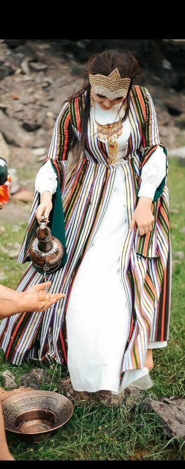 Срочно продаю узбекские национальные наряды,одевала один разна фото