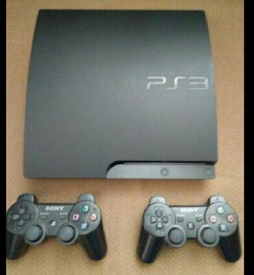 Playstation3 + 2 pult+20 dene oyun1 ay zəmanətÜnvan: Həsən Əliyev 125