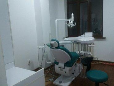 стоматолог-терапевт в Кыргызстан: Стоматолог. С опытом. Аренда места
