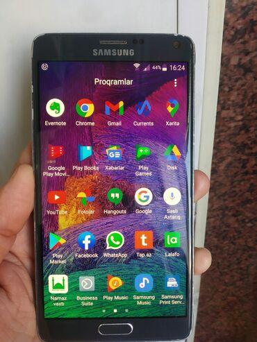 Samsung - Bakı: Salam Not4 satılır super isleyir isdada olmayıb 32QB yadası var 4G