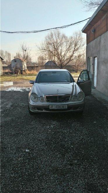 g shok в Кыргызстан: Mercedes-Benz E-Class 2.2 л. 2003 | 321000 км