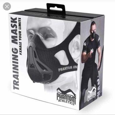 Traing maska 2.0 keyfşyelidir nefesinizi temzimleyir ve daha rahet