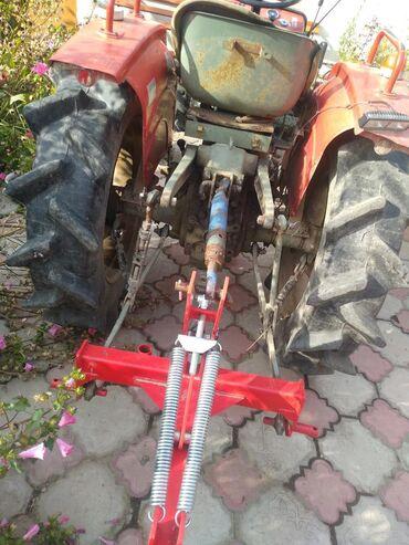 Мини трактор янмар YM2210 4x4 абалы жакшы 280000 сом