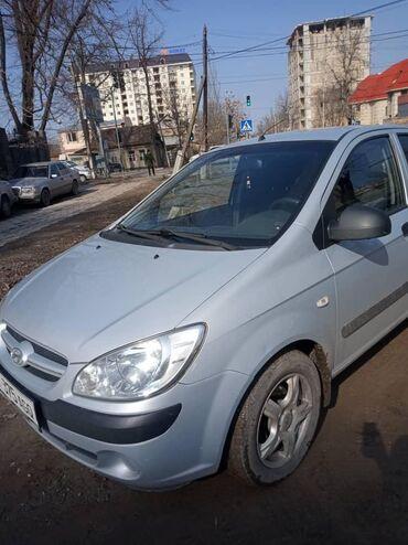 Hyundai Getz 1.3 л. 2008 | 118000 км