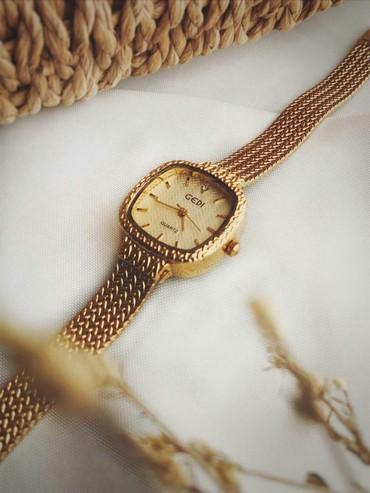 Женские Золотые Классические Наручные часы  в Бишкек