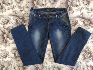 Женские джинсы в отличном состоянии. в Кок-Ой