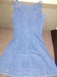 Letnje haljina nova nije nošen jer mi je mala je velika vl. 40 poruke - Kikinda