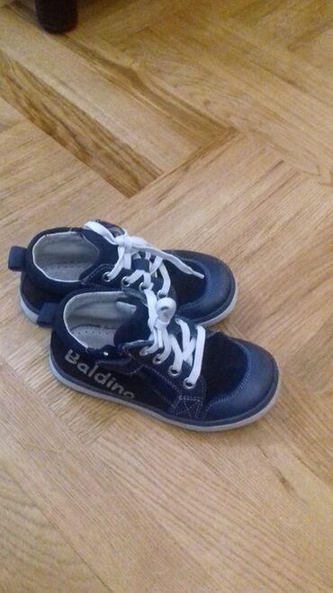 Decije kozne cipele - Srbija: Decije kozne cipele Baldino sa anatomskim uloskom, br 26 i ocuvane su