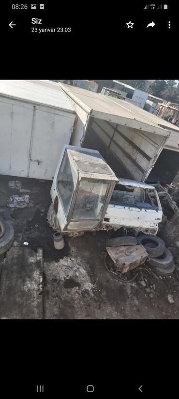 Kənd təsərrüfatı maşınları - Bakı: Kabinka eksqavator kran