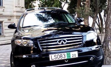 Infiniti - Azərbaycan: Infiniti FX35 3.5 l. 2008   95000 km