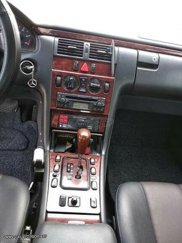 Mercedes-Benz E 200 2002 σε Ηράκλειο - εικόνες 4