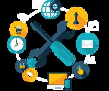 Ремонт и разработка(создание) сайтаРемонт и модернизация веб-ресурса