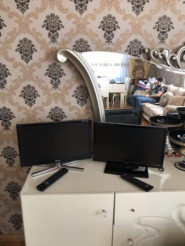 Bakı şəhərində Led 2018 yeni model Rasiyya istehsali Saturun televizorlari,ideal