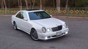 Mercedes-Benz E 320 3.2 л. 2000 | 177 км
