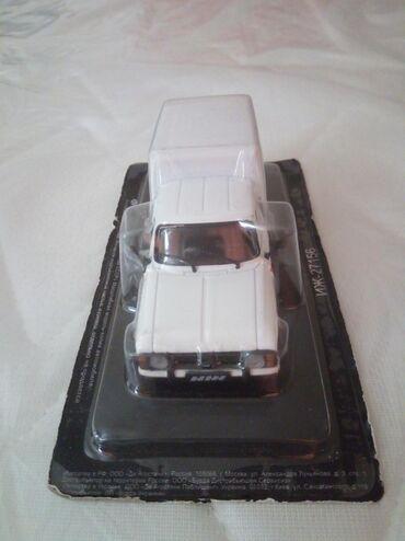 Продаётся модель авто Москвич ИЖ 2715 Шиньон в упаковке вместе с