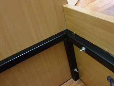 Bracni krevet - Srbija: Bracni krevet 197x147cm izuzetno jak i stabilan ojacan metalnim ramom