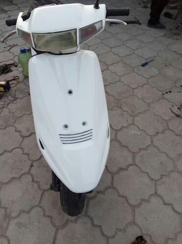 Suzuki - Кыргызстан: Продаю Suzuki adress 100 без акумулятора заводится с кик стартера