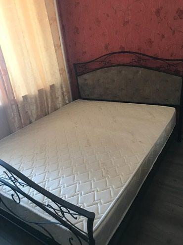 Продаю кровать 2-х сп+матрац. В в Бишкек