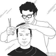 Bakı şəhərində Əcəmi metrosu yaxınlığında yeni açılmış kişi salonuna qabiliyyətli saç